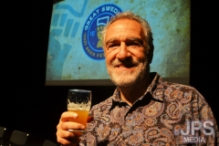 Craftbeer Conference hos Great Swedish Beer Festval med Charlie Papazian