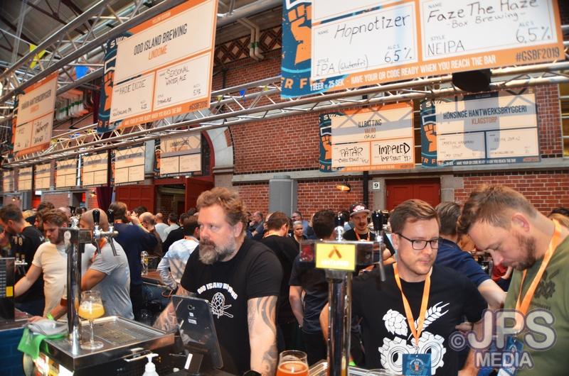 Great Swedish Beer Festval