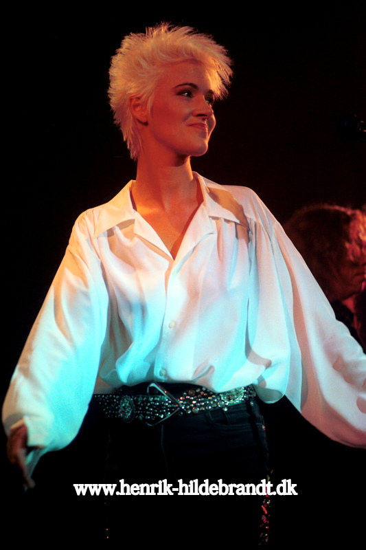 Roxette in Copenhagen in the ´90 ties.