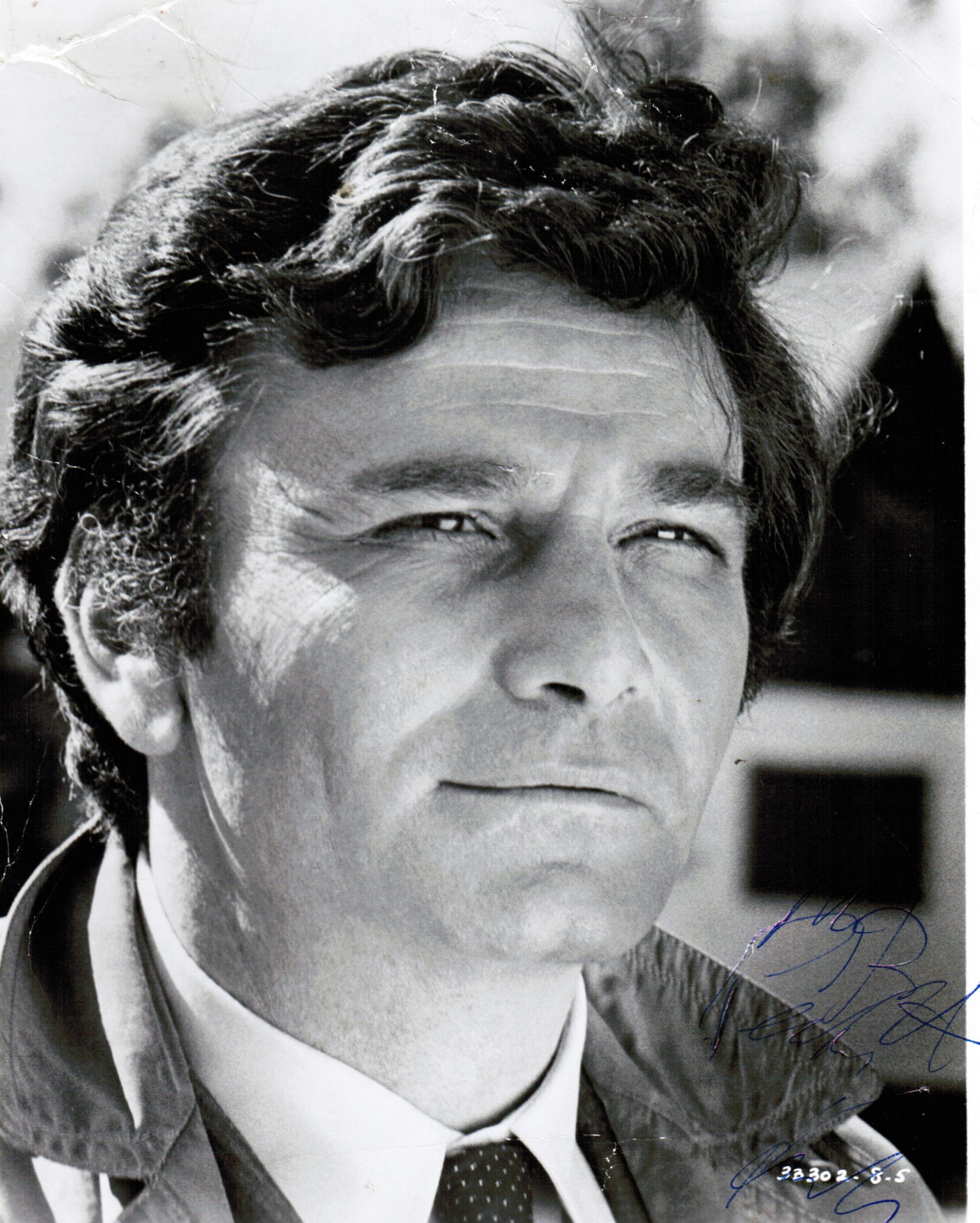 Hollywood - Peter Falk höll ofta på med Columbo och skulle jag missa honom fanns Rock Hudson, Telly Savalas eller Dennis Weaver på plats och alternerade