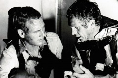 Hollywood - Paul Newman, Steve McQueen (The Towering Inferno)