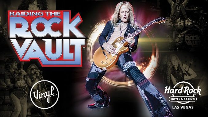 Raiding The Rock Vault Vinyl Hard Rock Hotel Amp Casino
