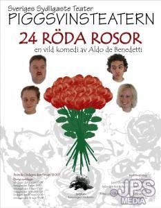 röda rosor bilder