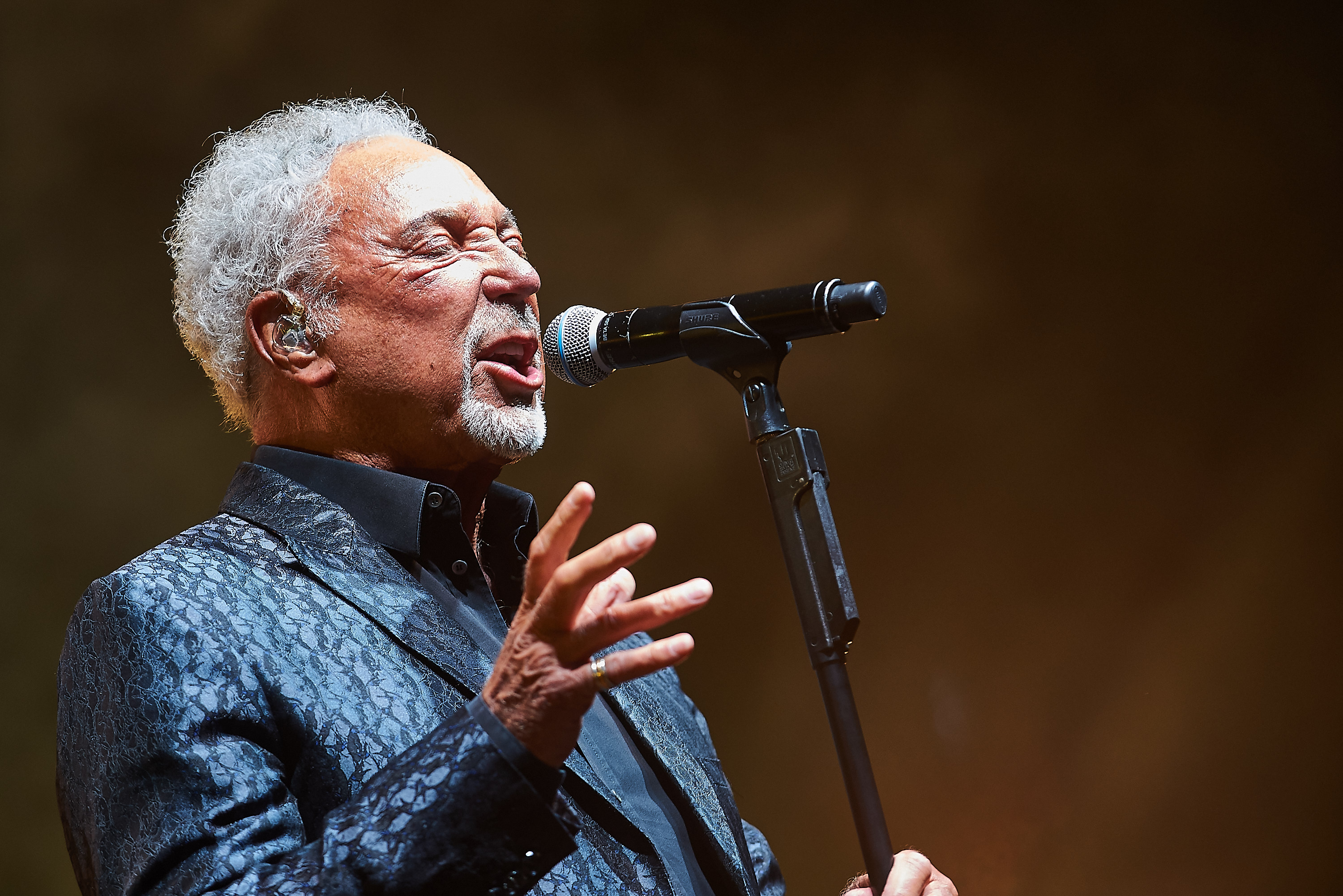 Tom Jones - Foto: Rasmus B. S. Hansen