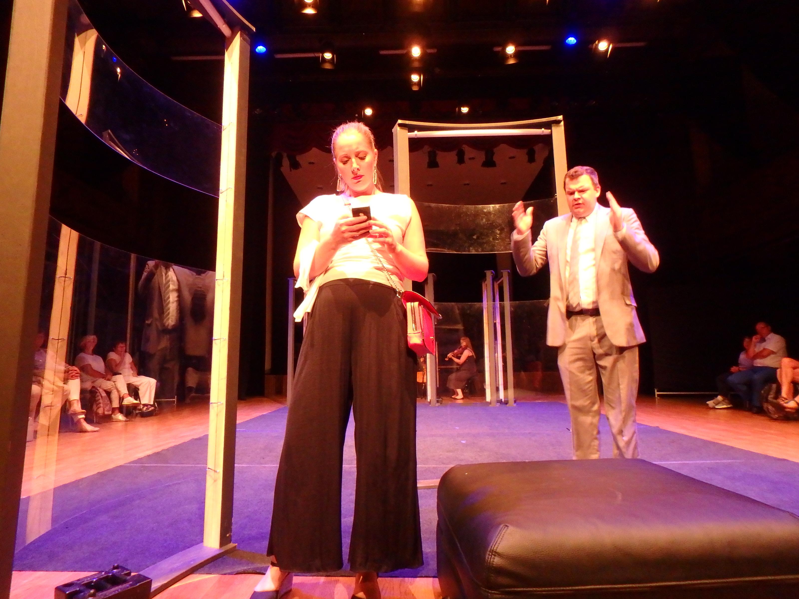 Anna och Ottavio - Foto: Belinda Graham