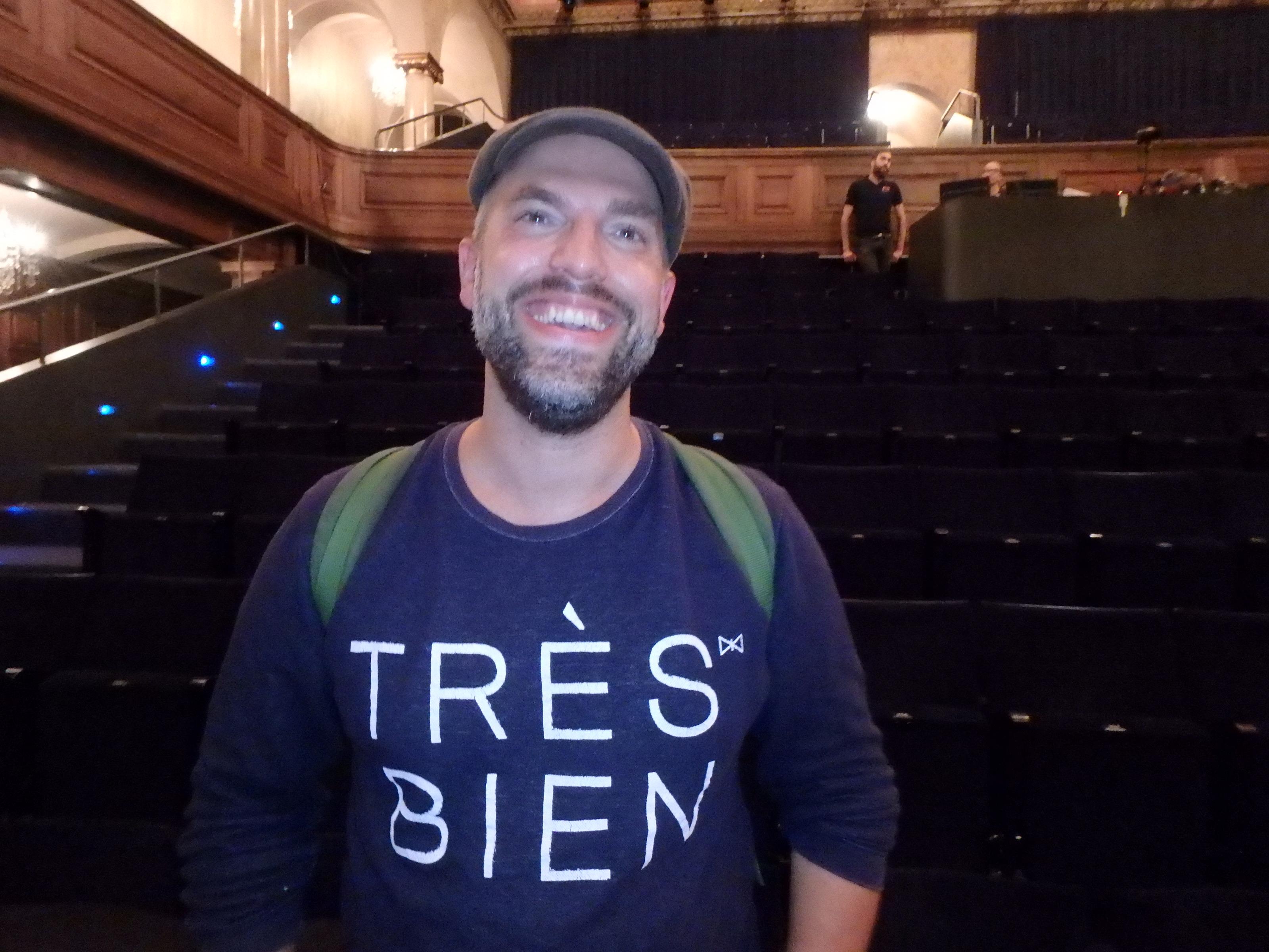 Stjärnan Don Giovanni på Palladium - betyg - très bien! - Foto: Belinda Graham