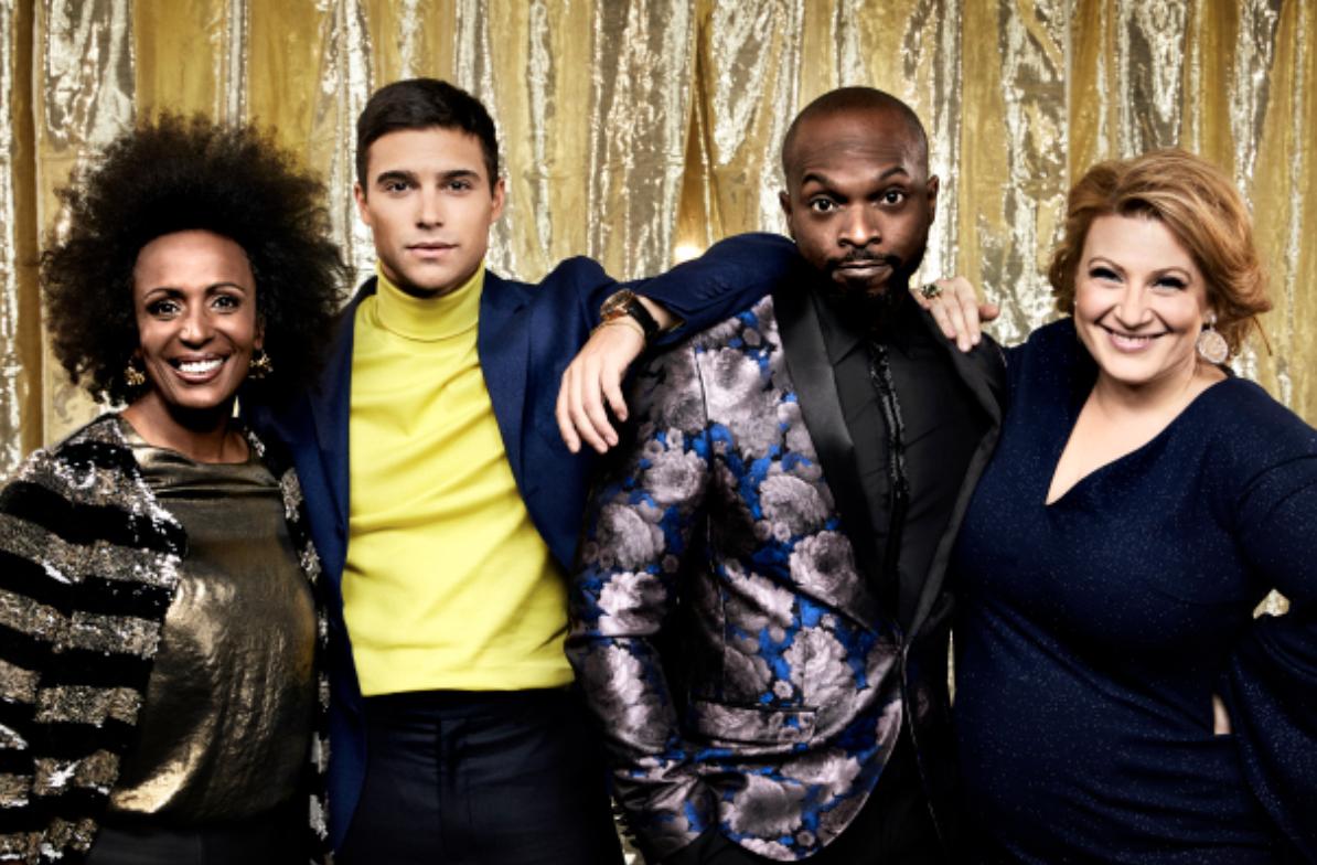 Melodifestivalen 2019 Programledarna