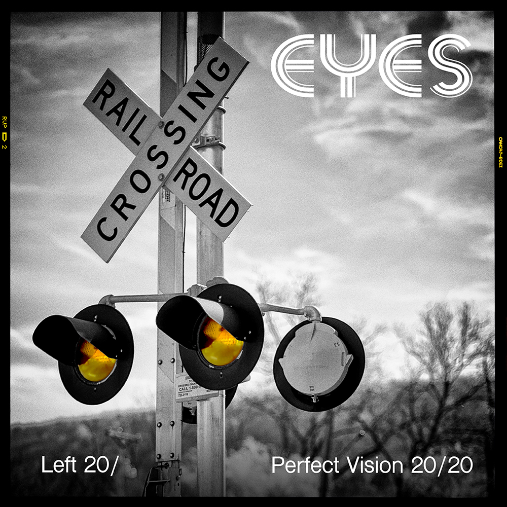 Eyes EP Left 20- Art Cover (2020) M. Palmqvist