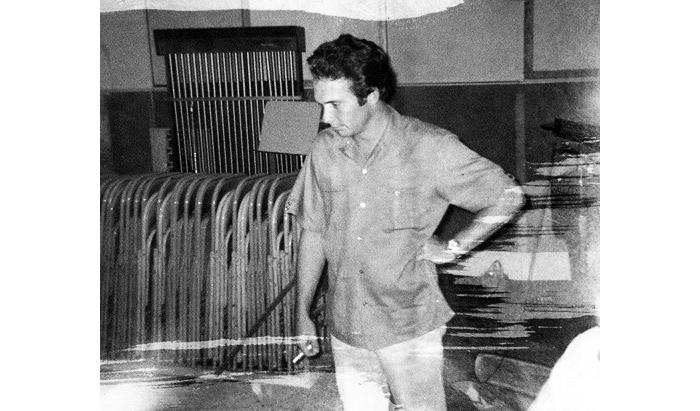 Hollywood – En ung Merle Haggard i Capitoltornet 1968