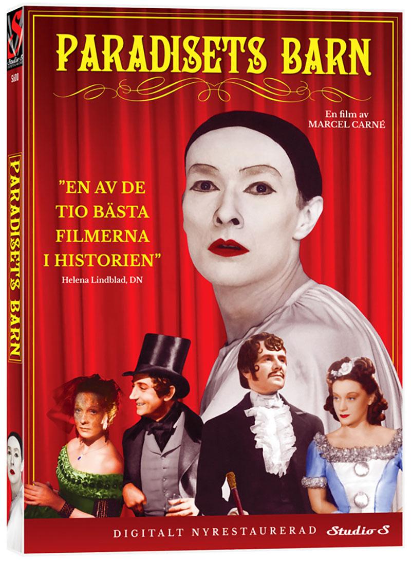 Paradisets barn DVD